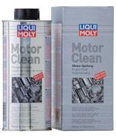 Промывка масляной системы - MotorClean