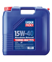 Touring High Tech SHPD Motoroil SAE 15W-40