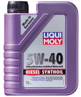 Diesel Synthoil SAE 5W-40