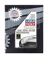 LIQUI MOLY – Classic Motorenol SAE 20W-50 HD