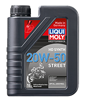 Motorbike HD Synth 20W-50 Street