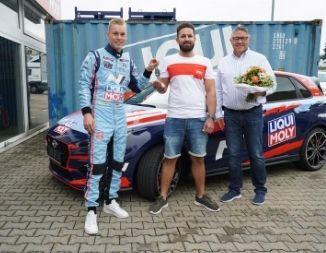 Главный приз от LIQUI MOLY - авто Hyundai i30N отправляется в Австрию!