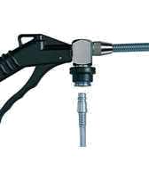 Пістолет для розпилення - Klima-Anlagen-Reinigungspistole