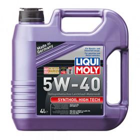 Синтетическое моторное масло - Synthoil High Tech SAE 5W-40   4л.