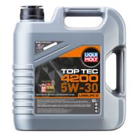 Синтетическое моторное масло - Top Tec 4200 SAE 5W-30   4 л.