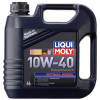 Полусинтетическое моторное масло - Optimal Diesel SAE 10W-40 4л.
