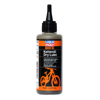 Смазка для цепи велосипедов (сухая погода) Bike Kettenoil Dry Lube 0.1л.