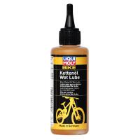 Смазка для цепи велосипедов (дождь/снег) Bike Kettenoil Wet Lube 0.1л.
