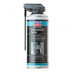Профессиональная сверхлипкая смазка спрей Pro-Line Haftschmier Spray 0,4 л.