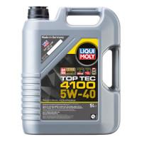 Синтетическое моторное масло - Top Tec 4100 SAE 5W-40 5 л.