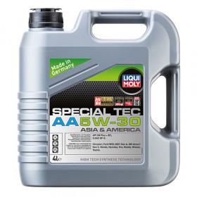 Синтетическое моторное масло - special tec аа 5w-30   4 л.