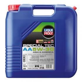 Синтетическое моторное масло - special tec аа 5w-30   20л.