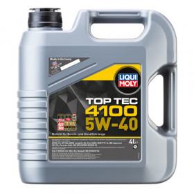 Синтетическое моторное масло - Top Tec 4100 SAE 5W-40   4л.
