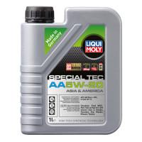 Синтетическое моторное масло - leichtlauf special аа 5w-20   1 л.