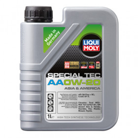 Синтетическое моторное масло - special tec аа 0w-20   1л.