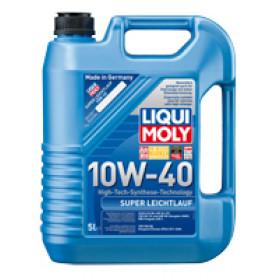 Полусинтетическое моторное масло - Super Leichtlauf SAE 10W-40   5л.
