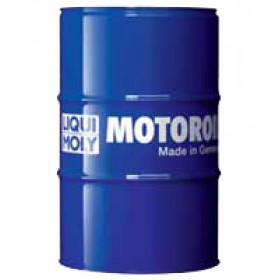Минеральное моторное масло с молибденом MoS2 Leichtlauf SAE 15W-40 205 л.