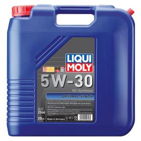 Синтетическое моторное масло - Optimal Synth SAE 5W-30  20 л.