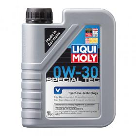 Синтетическое моторное масло - Special Tec V 0W-30   1 л.