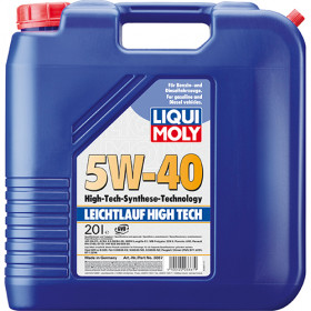 Синтетическое моторное масло - Leichtlauf High Tech 5W-40   20 л.