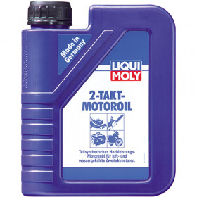 Универсальное масло для 2-тактных двигателей - 2-Takt-Motoroil   1л.
