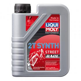 Масло для 2-тактных двигателей - Motorbike 2T Synth Street Race 1л.