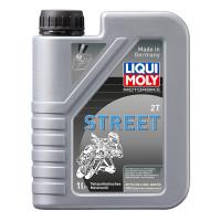 Масло для 2-тактных двигателей - Motorbike 2T Street  1л.
