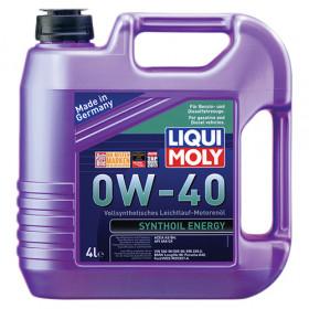Синтетическое моторное масло - Synthoil Energy SAE 0W-40   4л.