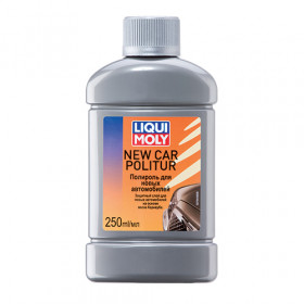 Полироль Liqui Moly 7644 New Car Politur 0.25л - фото 2