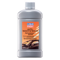 Автомобильный шампунь с воском - Auto-Wasch & Wachs   0,5 л.