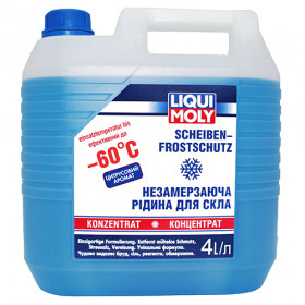 Омыватель стекла - Scheiben Frostschutz -60C (концентрат)   4 л.