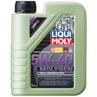 Синтетическое моторное масло - Molygen New Generation 5W-40   1 л.