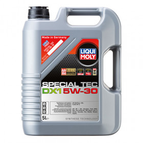 Синтетическое моторное масло - Special Tec DX1 5W-30 5 л.