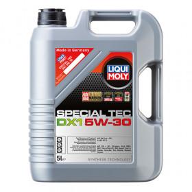 Синтетическое моторное масло - Special Tec DX1 5W-30 5л.