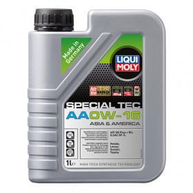 НС-синтетическое моторное масло Special Tec AA 0W-16  1 л.