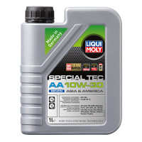 Полусинтетическое моторное масло - Special Tec AA Benzin SAE 10W-30   1 л.