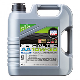 Полусинтетическое моторное масло - Special Tec AA Benzin SAE 10W-30   4 л.