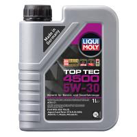 Синтетическое моторное масло - Top Tec 4500 5W-30   1 л.