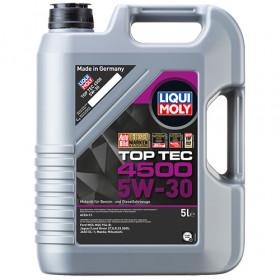 Синтетическое моторное масло - Top Tec 4500 5W-30   5л.
