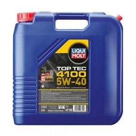 Синтетическое моторное масло - Top Tec 4100 SAE 5W-40   20л.