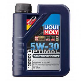 НС-синтетическое моторное масло Optimal New Generation 5W-30 1л.