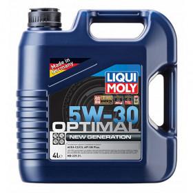 НС-синтетическое моторное масло Optimal New Generation 5W-30 4л.