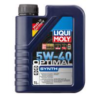 Синтетическое моторное масло - Optimal Synth SAE 5W-40   1 л.