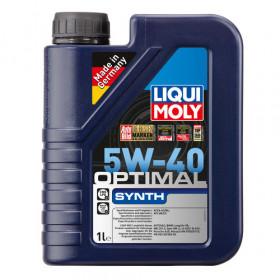 Синтетическое моторное масло - Optimal Synth SAE 5W-40   1л.