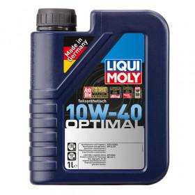 Полусинтетическое моторное масло - Optimal SAE 10W-40   1л.