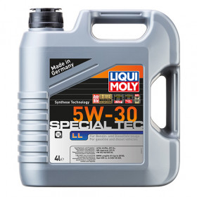 Синтетическое моторное масло - Special Tec LL SAE 5W-30   4л.