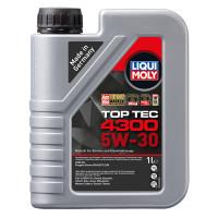 Синтетическое моторное масло - Top Tec 4300 SAE 5W-30   1 л.