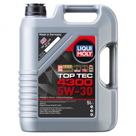 Синтетическое моторное масло - Top Tec 4300 SAE 5W-30   5л.