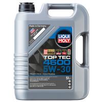 Синтетическое моторное масло - Top Tec 4600 5W-30   5 л.