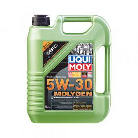 Синтетическое моторное масло - Molygen New Generation 5W-30 5л.